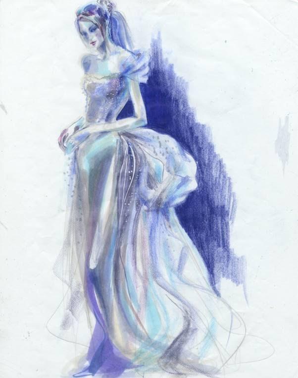 Anna Kiper Fashion Illustration Technique Breakdown | One ...